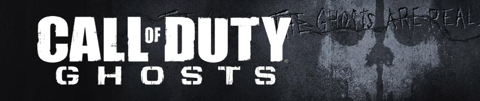 Call of Duty Ghosts PS3 Xbox 360