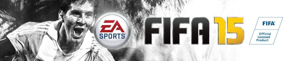 FIFA15 PS3 PS4 Xbox 360