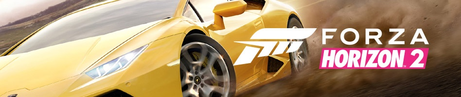 Forza Horizon 2 Xbox ONE 360