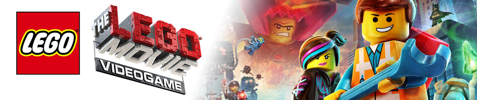 LEGO Movie PS3 PS4 Xbox 360 PSvita