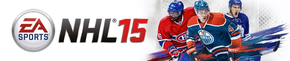 NHL 15 PS3 PS4 Xbox 360